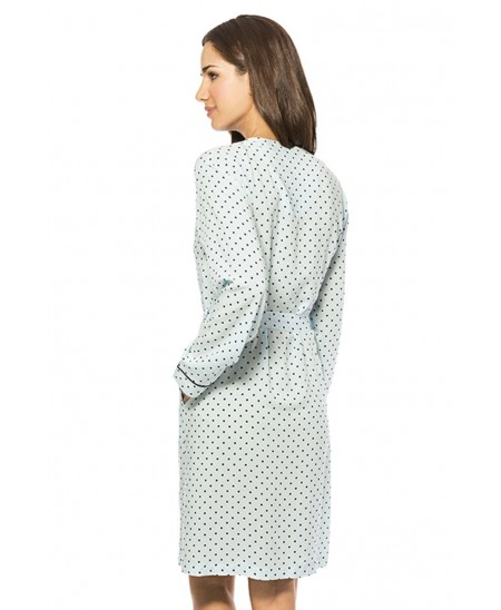 Dots Dressing Gown