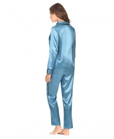 Satin Pyjama Set