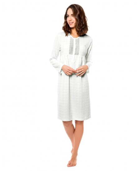 Classic Embroidered Nightdress
