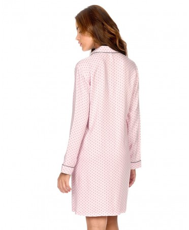 Little hearts print nightdress