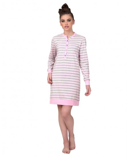Stripes nightdress