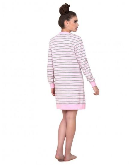 Stripes nightdress