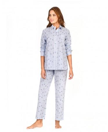 Pijama Abierto Peces