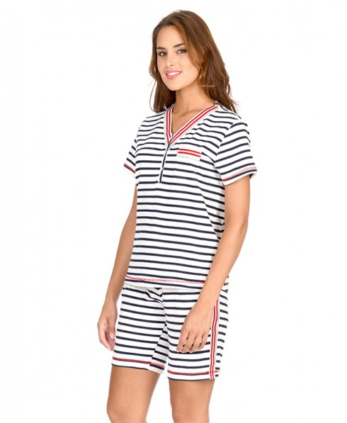 Pijama Marinero M/C