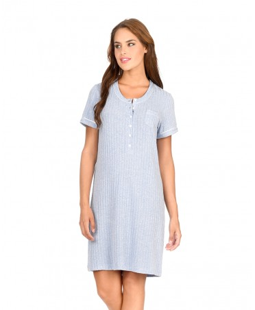 Rib Nightdress