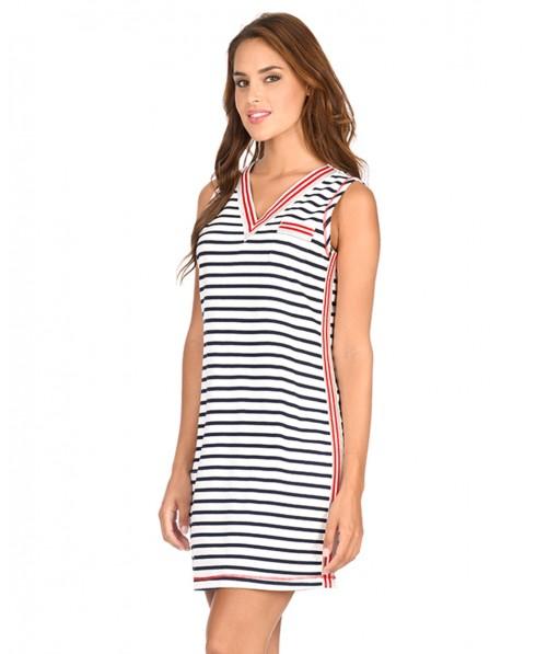 Striped Nightdress