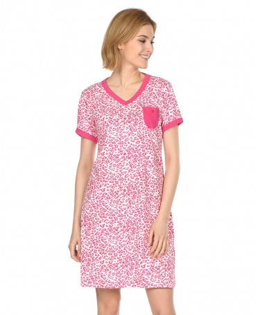 Animal Printed Nightdress