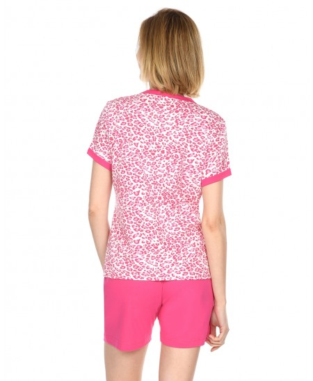 Animal Printed Pyjama Set