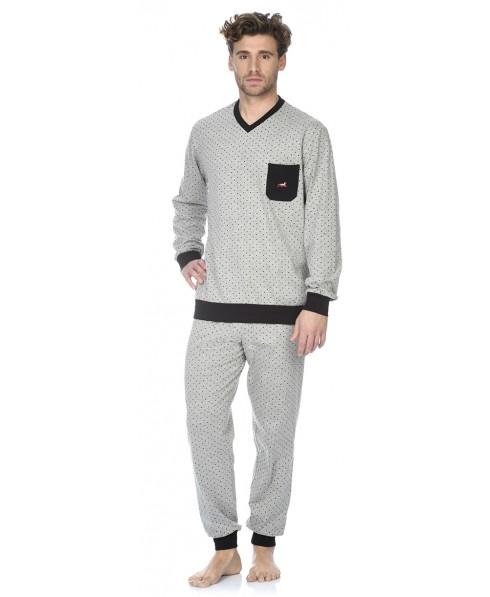 Dots print pyjama set