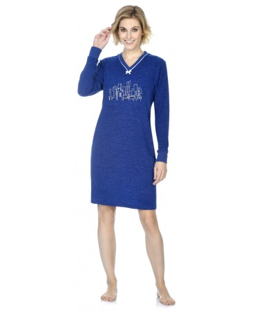 Skyline embroidery nightdress