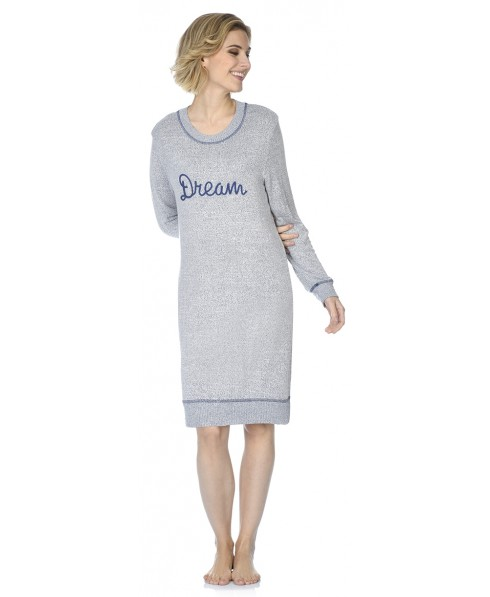 Dream embroidery nightdress